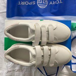 Tory Burch Velcro Sneakers